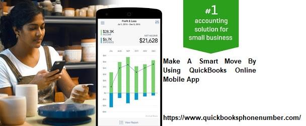 QuickBooks Online Mobile App
