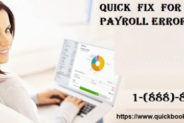 QuickBooks Payroll Errors