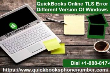 QuickBooks TLS Error
