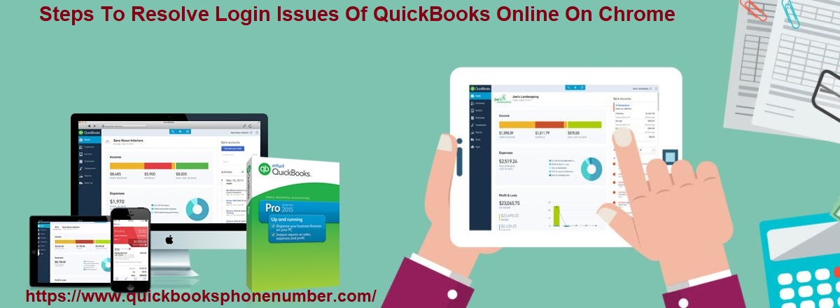 Steps To Resolve Login Issues Of QuickBooks Online On