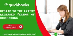 Update To The Latest Released Version Of QuickBooks Desktop