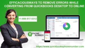 Remove Errors While Converting From QuickBooks Desktop To Online