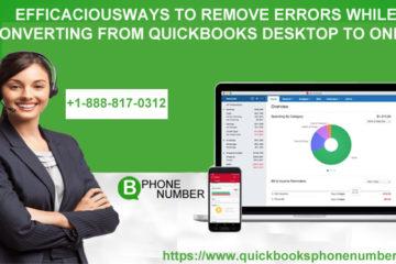 convert QuickBooks desktop to online