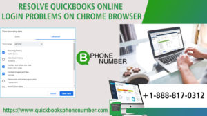 Resolve QuickBooks Online Login Problems on Chrome Browser
