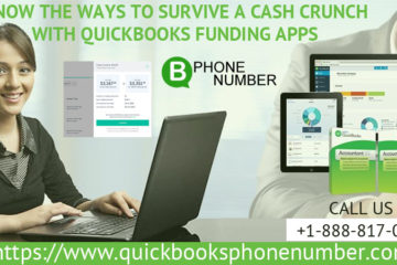 survive with a cash crinch with QuickBooks Funding App