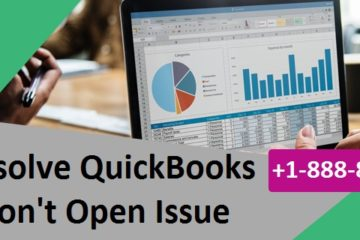 Resolve QuickBooks won't Open Issue