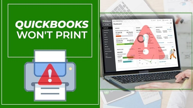 QuickBooks-won't-print