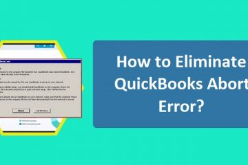 QuickBooks-Abort-Error