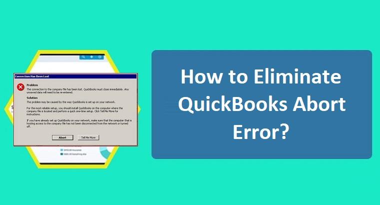 QuickBooks-Abort-Error