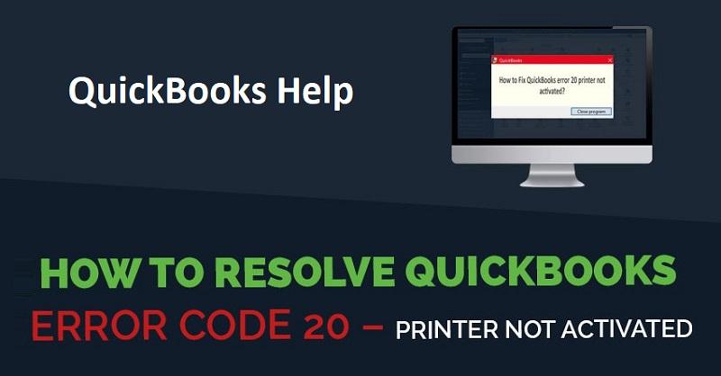 QuickBooks-Printer-Not-Activated-Error-Code-20