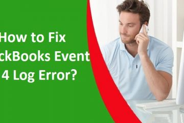 QuickBooks-Event-id-4-Log-Error