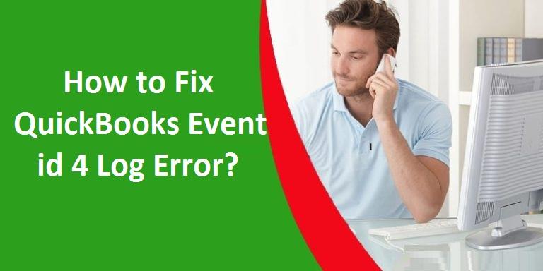 QuickBooks-Event-id-4-Log-Error